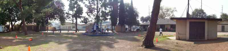 Boy & Girls Club Playground